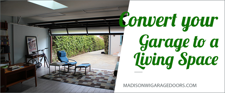 Exceptionnel Convert Garage To A Living Space: Costs, Pros, Cons And Ideas